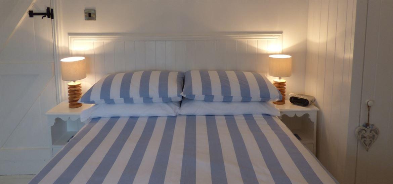 Pebble Cottage - Pakefield - Bedroom