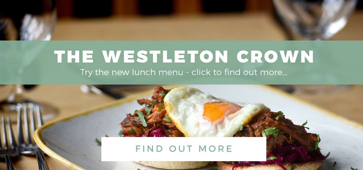 Banner ad - The Westleton Crown - FD - 1st to 30th August 2017