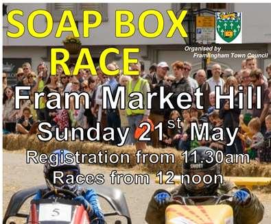 Annual Framlingham Soap Box..