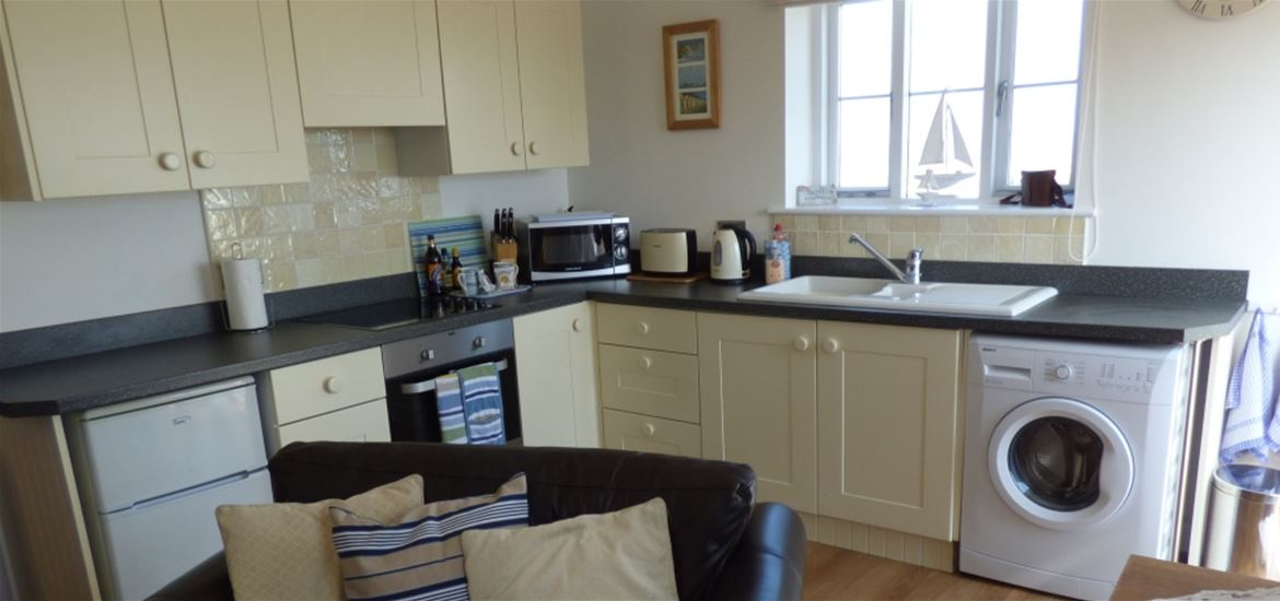 Beach Cottage - Pakefield - Kitchen
