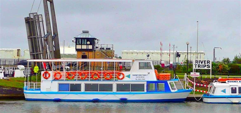 TTDA - Waveney River Tours - Waveney Princess