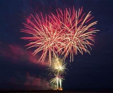 Framlingham Firework Spectacular
