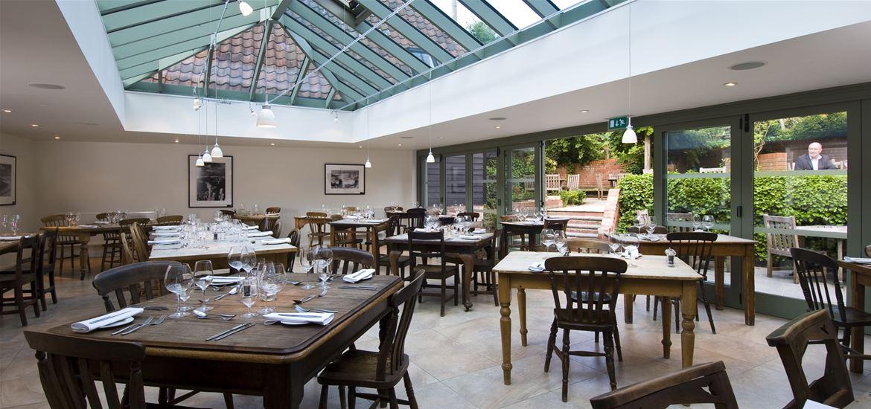 The Westleton Crown Restaurant