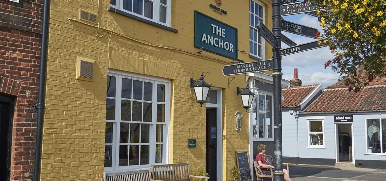 F&D - The Anchor - Woodbridge - Exterior