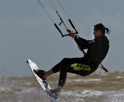 Go Kitesurfing Crazy on The Suffolk Coast