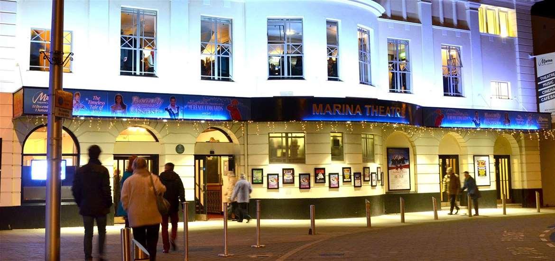TTDA - Marina Theatre - Exterior