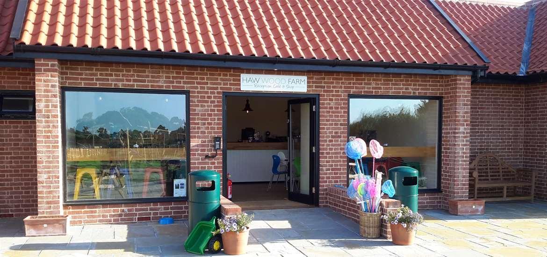 Haw Wood Farm - Shop - Accommodation