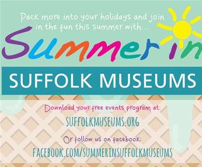 Summer in Suffolk Museums