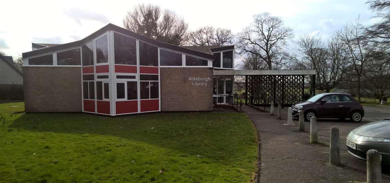 Visitor Information Point - Aldeburgh Library