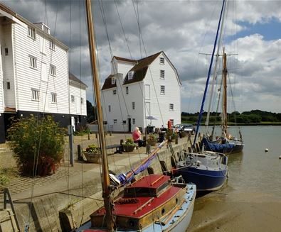 Woodbridge Tide Mill - Stephen Squirrell