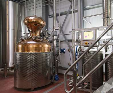 Adnams Brewery and Distillery..