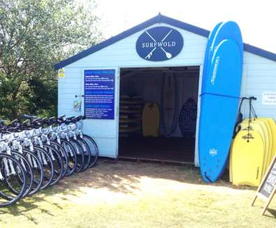 Southwold Surf School & Bike Hire