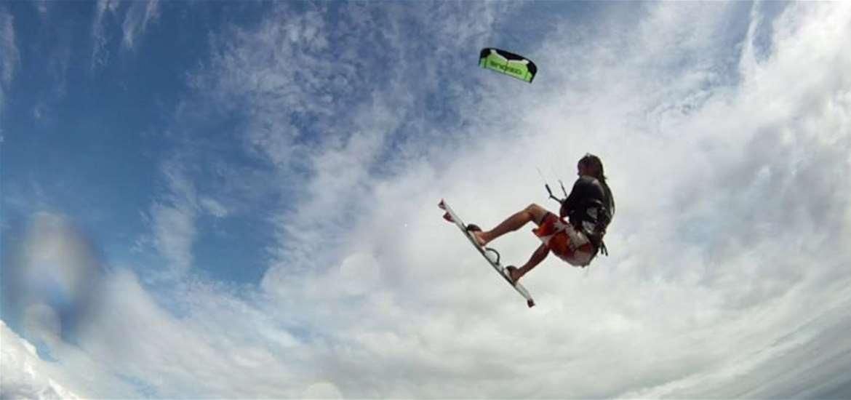 Kitesurfing on The Suffolk Coast