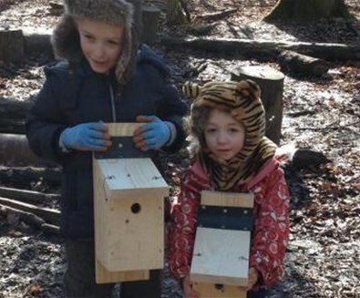 Join in the fun with National Nestbox Week