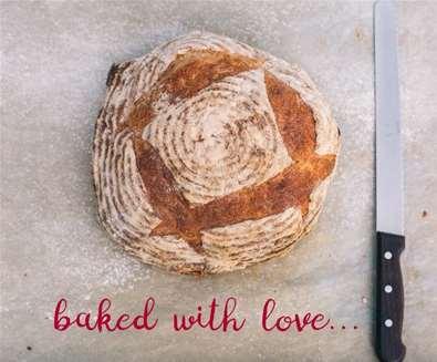 Valentine's Bread Workshop