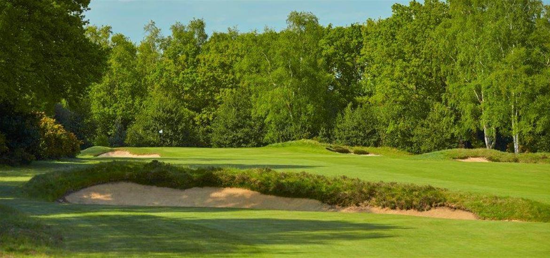 Woodbridge Golf Club - 8th hole