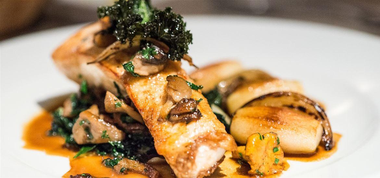 The Westleton Crown - Food