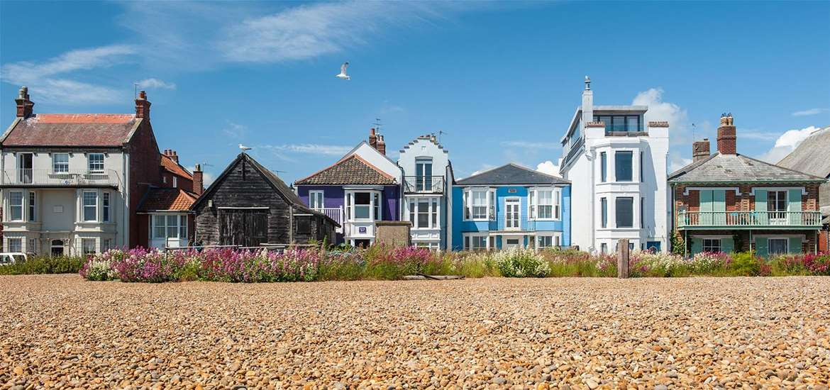 Towns and villages - Aldeburgh - The Suffolk Coast