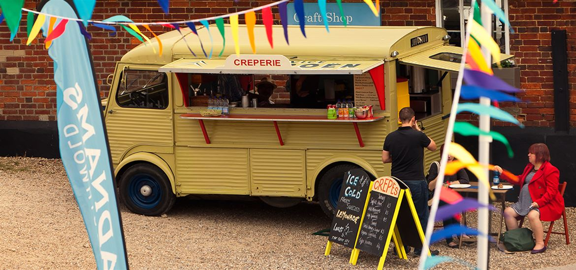 Aldeburgh Food & Drink Festival - Attractions - Creperie - (c) Bokeh Photographic