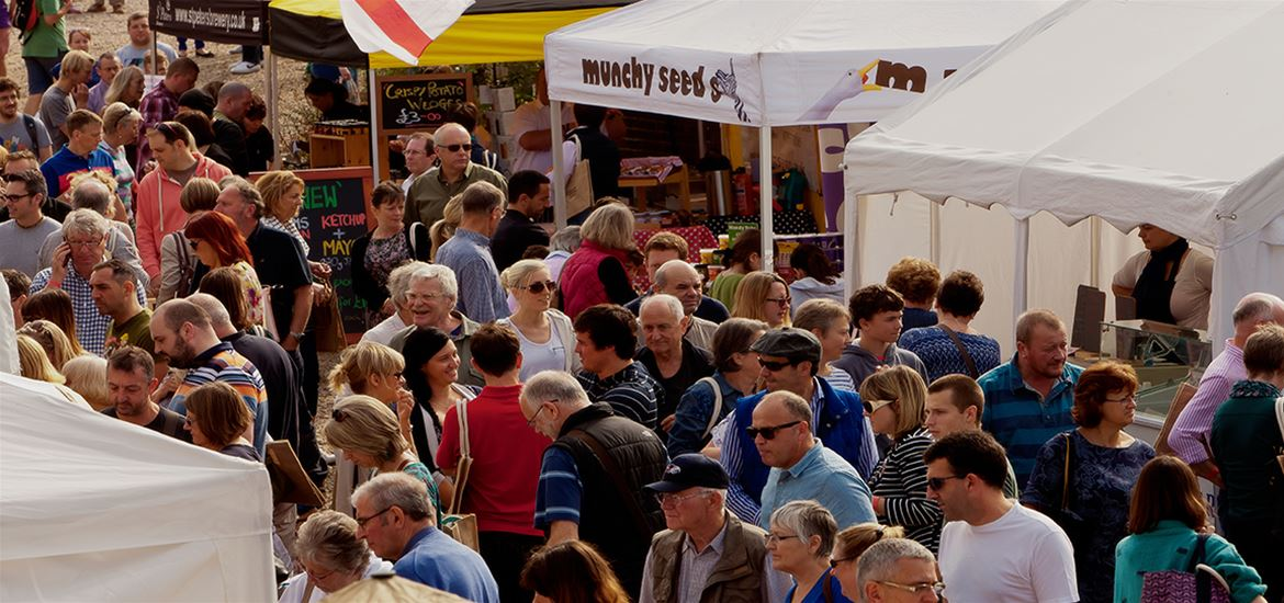 Aldeburgh Food & Drink Festival - Attractions - Crowd - (c) Bokeh Photographic