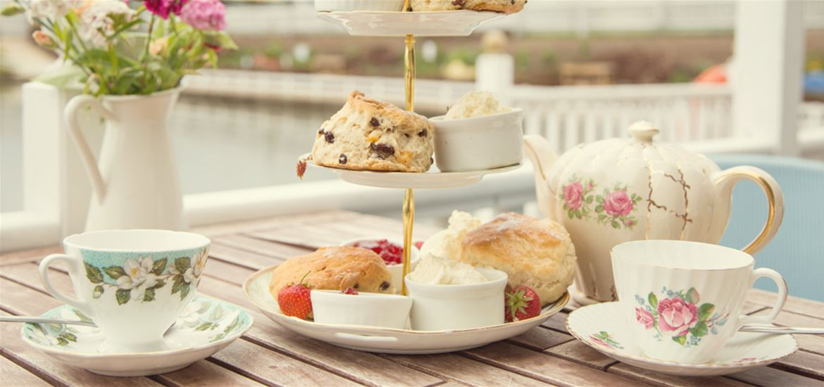 Afternoon Tea - Southwold Boating Lake and Tearooms - Articles
