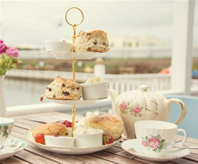 Quintessentially British; Afternoon Tea