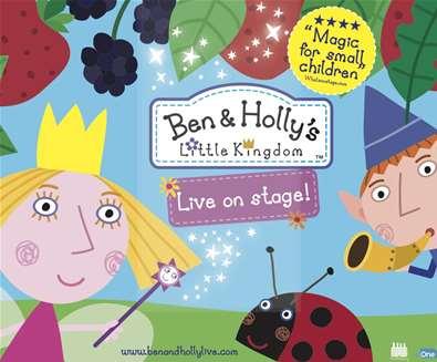 Ben & Holly's Little..