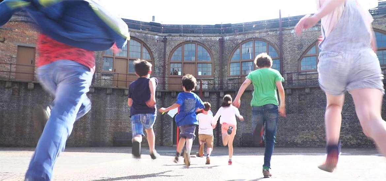 TTD-Heritage-Landguard Fort-Kids