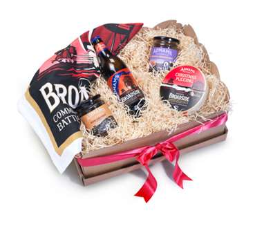 FD-Adnams Christmas Hampers-Suffolk
