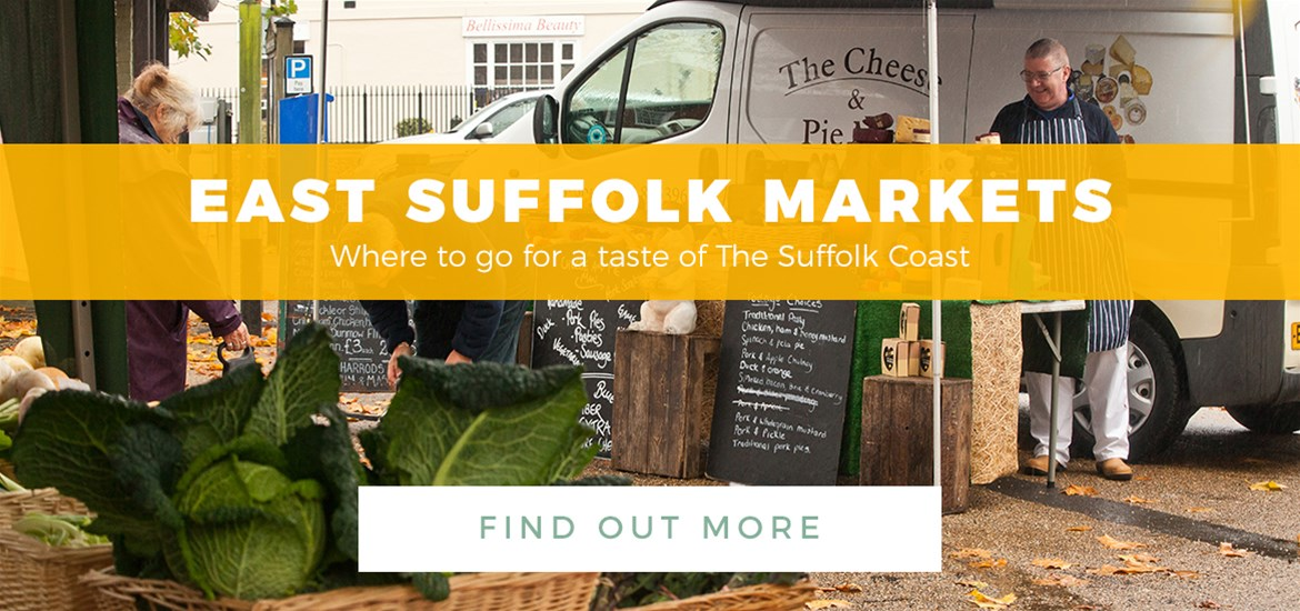 Banner ad - East Suffolk Markets - TTDE - 8th May - 4th June 2017