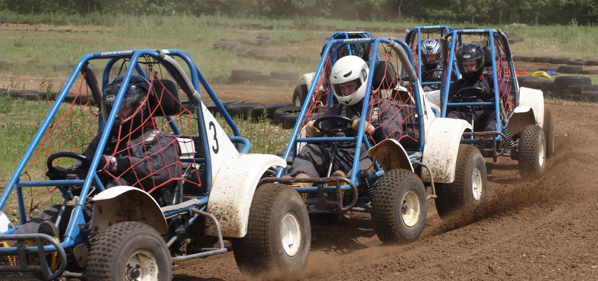 Beacon Rally Karts