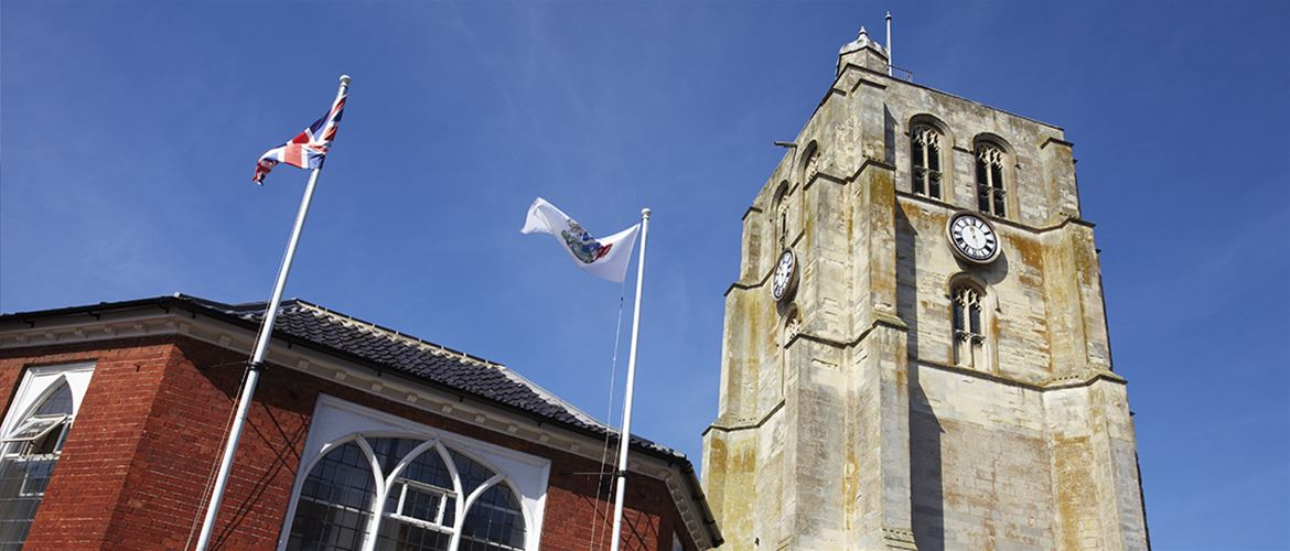 Beccles - Towns and Villages - Beccles Church - (c) Peter Eyles
