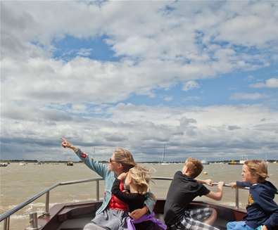 Foot Ferries on the Suffolk Coast