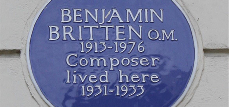 Articles - Benjamin Britten - Credit Liits