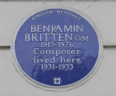 Benjamin Britten: One Of Britains Best Loved Musicians