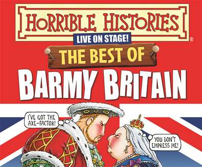 Horrible Histories: The Best of Barmy Britain