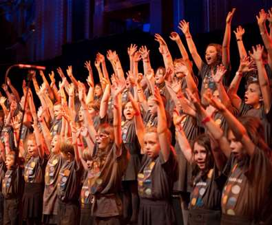 Listen to this year's Big Sing with Aldeburgh Music