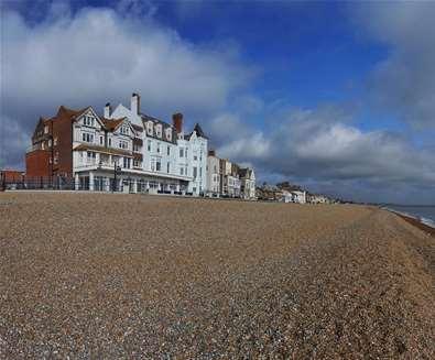 Suffolk's Seaside Hotels