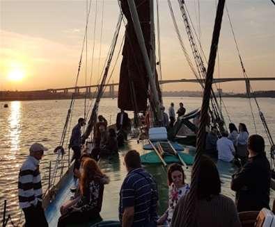 Suffolk Supper Barge Cruise