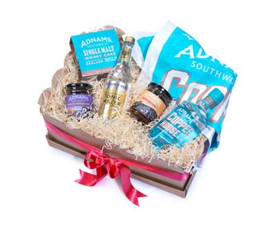 Festive Hampers – made on the Suffolk Coast