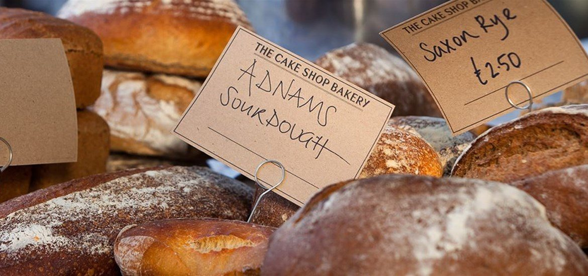 The Cake Shop Bakery-Food and Drink- Woodbridge - Artisan Bakers