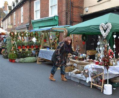 Bungay Christmas Street Market