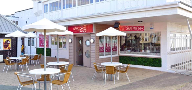 Claremont Pier - Nemos Restaurant & Tearooms -Lowestoft
