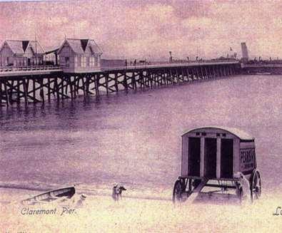 Claremont Pier Lowestoft History