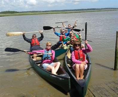 Iken Canoes - Attractions