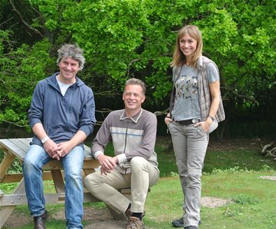 The Suffolk Coast chats to the Springwatch 2015 Presenters