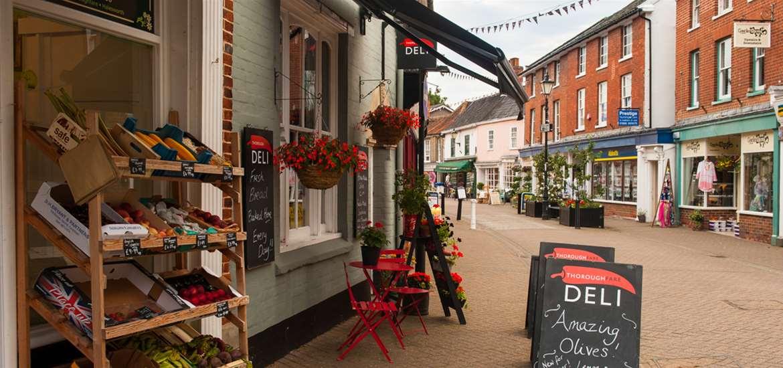 Halesworth - The Suffolk Coast - credit Gill Moon
