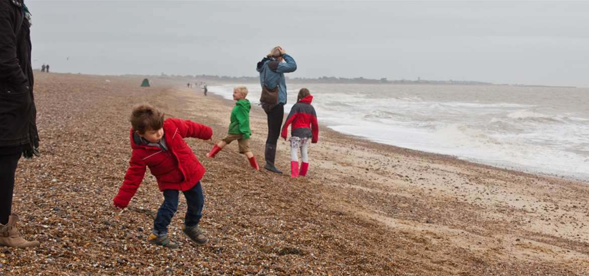 Half Term on the Suffolk Coast