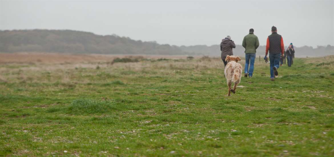 Dunwich with the dog-credit-Photography by Emily Fae