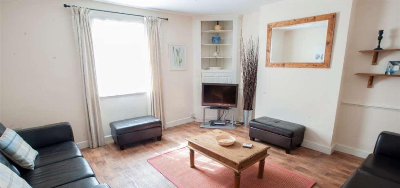 Easton Farm Park Cottages - Living Room